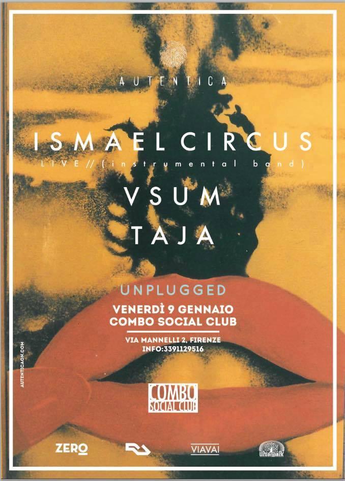 Ismael Circus, Combo, Simone Lisi